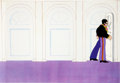 Animation Art:Production Cel, Beatles Yellow Submarine John Lennon Production Cel andAnimation Drawings (United Artists/King Features, 1968)....