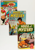 Silver Age (1956-1969):Horror, House of Mystery Group (DC, 1954-67) Condition: Average GD/VG....(Total: 33 Comic Books)