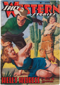 Pulps:Western, Spicy Western Stories - January '41 (Culture, 1941) Condition: FN-....