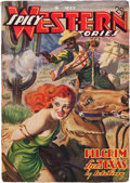 Pulps:Western, Spicy Western Stories - May '40 (Culture, 1940) Condition: FN-....