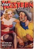 Pulps:Western, Spicy Western Stories - April '37 (Culture, 1937) Condition: FN-....