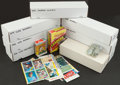 Baseball Cards:Sets, 1970's-90's Topps, O-Pee-Che Baseball Card Collection (6,000+) With Sets, Packs! ...