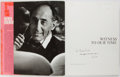 Books:Photography, Alfred Eisenstaedt. INSCRIBED. Witness to Our Time. TheViking Press. Inscribed and signed by the author. Du...