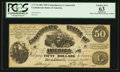 Confederate Notes:1861 Issues, CT14/76B Counterfeit $50 1861.. ...