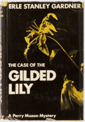 Books:Mystery & Detective Fiction, Erle Stanley Gardner. INSCRIBED. The Case of the Gilded Lily. William Morrow, 1956. First edition. Inscribed by ...