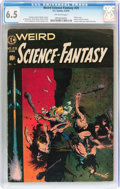 Golden Age (1938-1955):Science Fiction, Weird Science-Fantasy #29 (EC, 1955) CGC FN+ 6.5 Off-whitepages....
