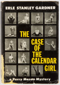 Books:Mystery & Detective Fiction, Erle Stanley Gardner. INSCRIBED. The Case of the Calendar Girl. William Morrow, 1958. First edition. Inscribed b...