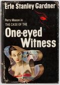 Books:Mystery & Detective Fiction, Erle Stanley Gardner. INSCRIBED. The Case of the One-EyedWitness. William Morrow, 1950. First edition. Inscribe...