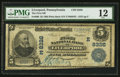 National Bank Notes:Pennsylvania, Liverpool, PA - $5 1902 Plain Back Fr. 600 The First NB Ch. #(E)8326. ...
