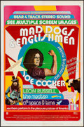 "Movie Posters:Rock and Roll, Mad Dogs & Englishmen (MGM, 1971). One Sheet (27"" X 41""). Rockand Roll.. ..."