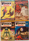 Pulps:Science Fiction, Wonder Stories/Thrilling Wonder Stories Group (Standard,1933-53).... (Total: 26 Items)
