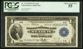 Fr. 732 $1 1918 Federal Reserve Bank Note PCGS Choice About New 55