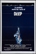 "Movie Posters:Adventure, The Deep (Columbia, 1977). One Sheet (27"" X 41"") Style B.Adventure.. ..."