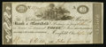 Obsoletes By State:Ohio, Mansfield, OH- The Richland & Huron Bank of Mansfield $3 Dec.16, 1816 G14 Wolka 1541-08. ...