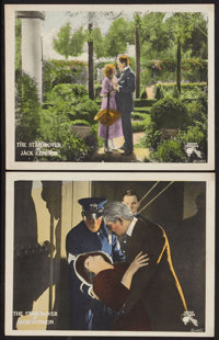 "The Star Rover (Metro, 1920). Lobby Cards (2) (11"" X 14""). Drama. ... (Total: 2 Items)"