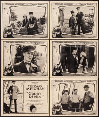 "Cappy Ricks (Paramount, 1921). Title Lobby Card & Lobby Cards (5) (11"" X 14""). Adventure. ... (Total:..."