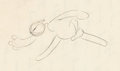 Animation Art:Production Drawing, Early Cat Production Drawings and Notes (Walt Disney, c. 1930s)....(Total: 9 Items)
