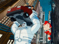 Animation Art:Production Cel, Big Guy and Rusty the Boy Robot Production Cels (Fox,1999).... (Total: 2 Items)