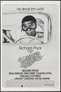"""Greased Lightning & Other Lot (Warner Brothers, 1977). International One Sheet & One Sheet (27"""" X 4..."""