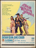 """Movie Posters:Adventure, A High Wind in Jamaica (20th Century Fox, 1965). Double-SidedPoster (30"""" X 40""""). Adventure.. ..."""
