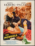 "Movie Posters:Adventure, The Mongols (Colorama, 1962). Poster (30"" X 40""). Adventure.. ..."