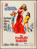 """Movie Posters:Comedy, The Pleasure Seekers (20th Century Fox, 1965). Double-Sided Poster (30"""" X 40""""). Comedy.. ..."""