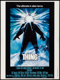 """The Thing (Universal, 1982). Poster (30"""" X 40""""). Horror"""