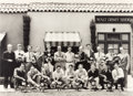 Animation Art:Photograph, Walt Disney Production Team Photograph (c. 1930)....