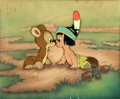 Animation Art:Production Cel, Little Hiawatha Bear Cub Production Cel (Walt Disney,1937)....