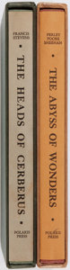 Books:Science Fiction & Fantasy, Two Polaris Press First Editions. Reading: Polaris Press. Octavo. Both books in publisher's binding, dust jacket and slipcas...
