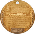 Golf Collectibles:Miscellaneous, 1951 PGA Championship Gold Medal Won by Sam Snead....