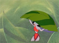 Animation Art:Production Cel, FernGully, The Last Rainforest Crysta Production Cel Set-Up(Kroyer Films, 1992).... (Total: 3 Items)