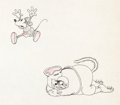 Animation Art:Production Drawing, Touchdown Mickey Mickey Mouse Production Drawing (WaltDisney, 1932)....