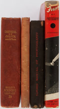 Books:Photography, [Photography]. Group of Four Books on Early Photography by John Hodges, M. E. Chevreul, et al. Various publishers, 1876-... (Total: 4 Items)