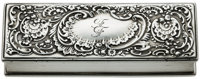 Sterling Silver Box, William B. Durgin Co