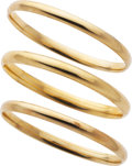 Estate Jewelry:Bracelets, Gold Bracelets. ...