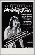 """Movie Posters:Rock and Roll, Ladies and Gentlemen: The Rolling Stones (Dragon Aire, 1973).Poster (24.5"""" X 38"""") QuadraSound Style. Rock and Roll.. ..."""