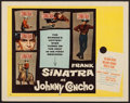 "Movie Posters:Western, Johnny Concho (United Artists, 1956). Half Sheet (22"" X 28"") StyleB. Western.. ..."