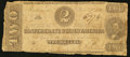 Confederate Notes:1862 Issues, T54 $2 1862 PF-1 Cr. 396.. ...