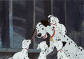 Animation Art:Model Sheet, 101 Dalmatians Employee Only Limited Edition Cel 184/250(Walt Disney, 2008)....