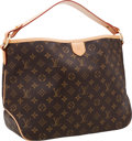 Luxury Accessories:Bags, Louis Vuitton Classic Monogram Canvas Delightful PM Hobo Bag. ...