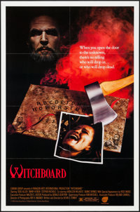 """Witchboard & Others Lot (Cinema Group, 1986). One Sheets (3) (27"""" X 41""""). Horror. ... (Total: 3 Items)"""
