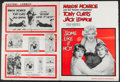 """Movie Posters:Comedy, Some Like It Hot (United Artists, 1959). Uncut Pressbook (20 Pages,13.5"""" X 18""""). Comedy.. ..."""