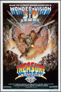 "Movie Posters:Adventure, Treasure of the Four Crowns (Cannon, 1983). One Sheet (27"" X 41"").Adventure.. ..."