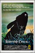 "Movie Posters:Animation, Watership Down (Avco Embassy, 1978). One Sheet (27"" X 41"").Animation.. ..."