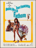 "Movie Posters:Adventure, Fathom (20th Century Fox, 1967). Poster (30"" X 40""). Adventure....."