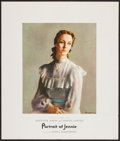 "Movie Posters:Romance, Portrait of Jennie (Selznick, 1948). Special Promotional Poster (22"" X 26""). Romance.. ..."
