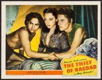 "The Thief of Bagdad (United Artists, 1940). Lobby Card (11"" X 14""). Fantasy"