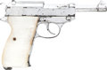Music Memorabilia:Memorabilia, Elvis Presley - Prop Luger Used in G.I. Blues....