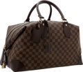 Luxury Accessories:Travel/Trunks, Louis Vuitton Damier Canvas Vaslav Travel Bag. ...